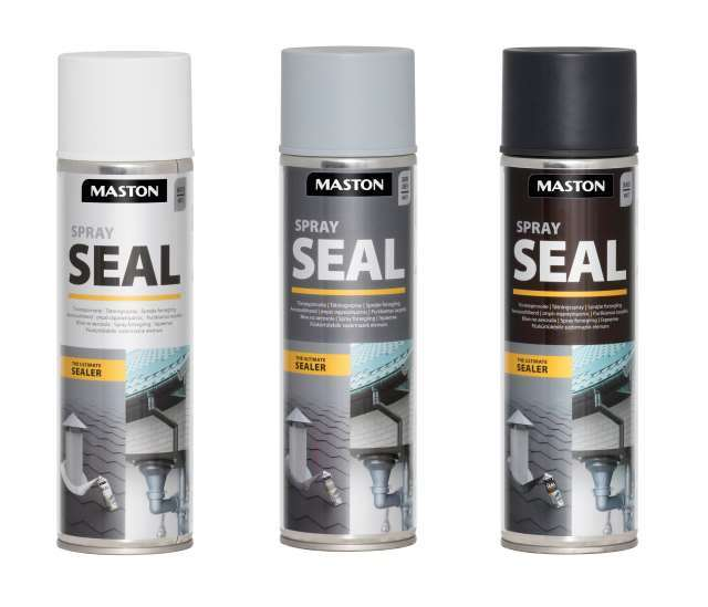 Maston Spray Seal i tre farger